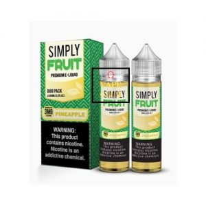 TINH DẦU SIMPLY FRUIT - PINEAPPLE 60ML
