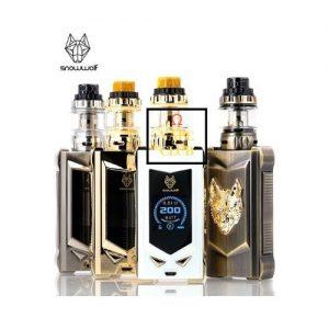 SNOWWOLF MFENG 200W TC KIT