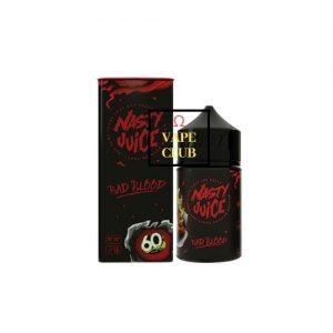 TINH DẦU NASTY JUICE - BAD BLOOD 60ML