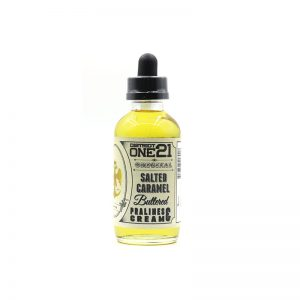 Salted Caramel by District One 21 120ml