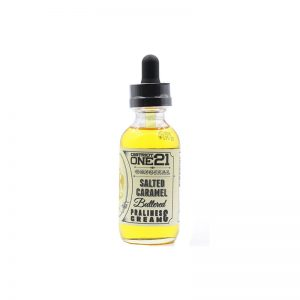 Salted Caramel by District One 21 (60ml)