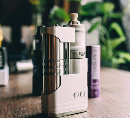 MIXX Box Mod by Aspire