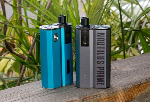 Nautilus Prime Pod Kit by Aspire