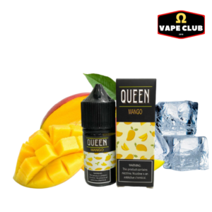 Queen V2 Salt Mango 30ml 35mg