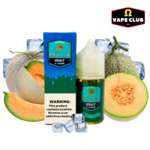Usalt E-Liquid Melon Ice 30ml 30mg