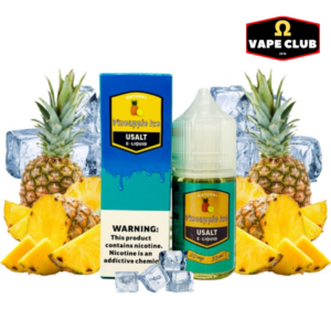 Usalt E-Liquid Pineapple Ice 30ml 30mg