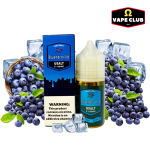 Usalt E-Liquid Bluebrry 30ml 30mg