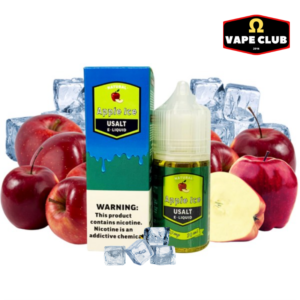 Usalt E-Liquid Apple Ice 30ml 30mg