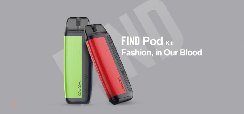 VOOPOO Find S Pod Kit 420mAh